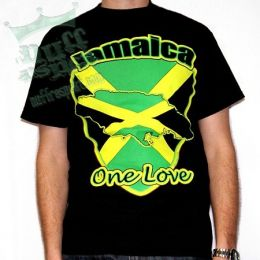 Tričko Jamaica - One Love