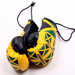 Mini boxerky- Jamaican flag #2