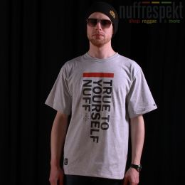 True To Yourself - Nuff Wear 0813 - gray