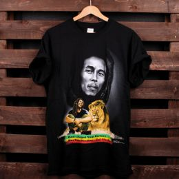 Tričko Bob Marley - Don't forget your history Nor you destiny