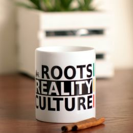 Hrnek Roots Reality Culture 330 ml